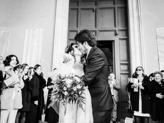 Il matrimonio di Leonardo e Silvia a Roma, Roma 31