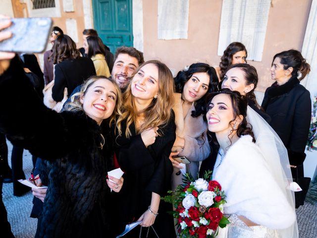 Il matrimonio di Leonardo e Silvia a Roma, Roma 33
