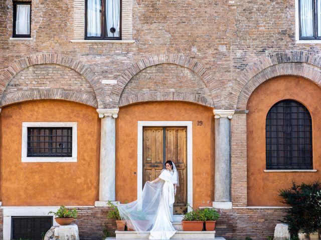 Il matrimonio di Leonardo e Silvia a Roma, Roma 34