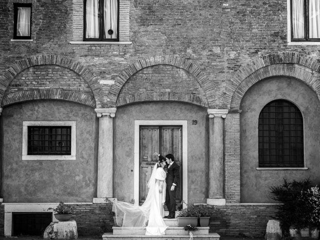 Il matrimonio di Leonardo e Silvia a Roma, Roma 35