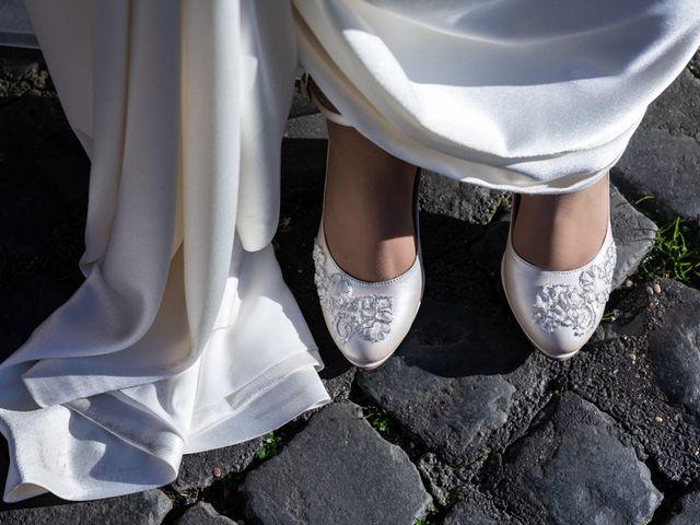Il matrimonio di Leonardo e Silvia a Roma, Roma 36