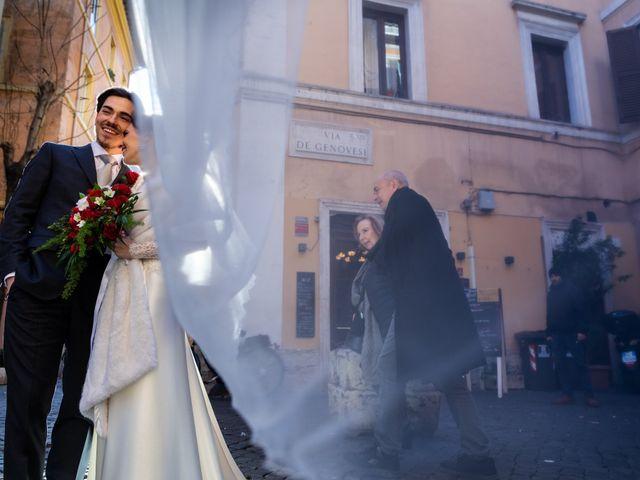 Il matrimonio di Leonardo e Silvia a Roma, Roma 38