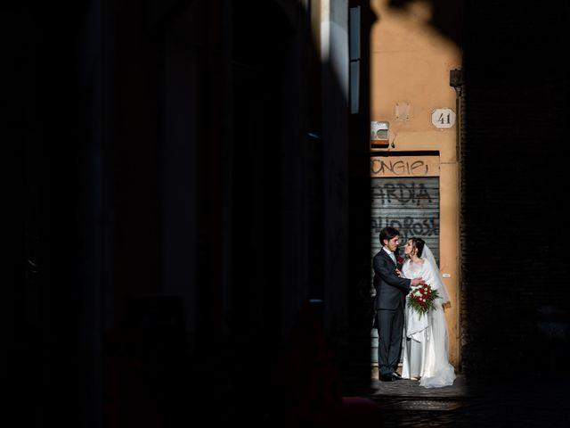 Il matrimonio di Leonardo e Silvia a Roma, Roma 39
