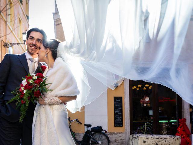 Il matrimonio di Leonardo e Silvia a Roma, Roma 40