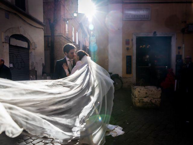Il matrimonio di Leonardo e Silvia a Roma, Roma 41