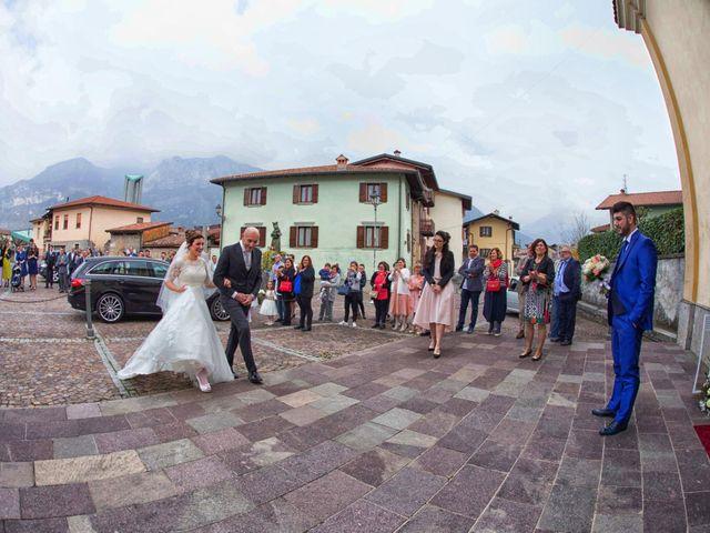 Il matrimonio di Giuseppe e Lara a Pian Camuno, Brescia 15