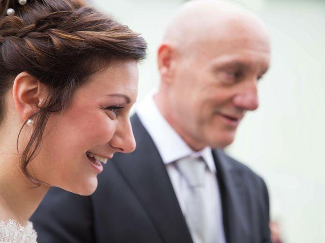 Il matrimonio di Giuseppe e Lara a Pian Camuno, Brescia 17