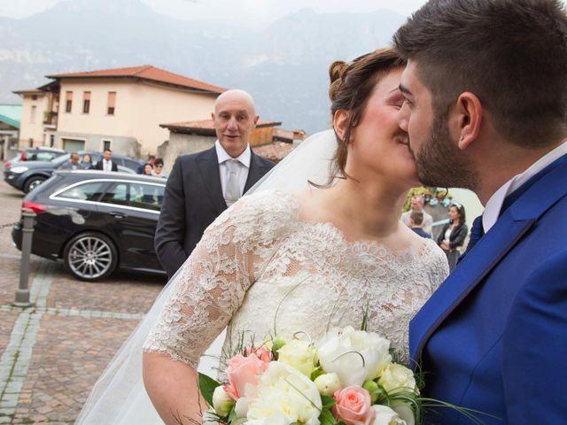Il matrimonio di Giuseppe e Lara a Pian Camuno, Brescia 18