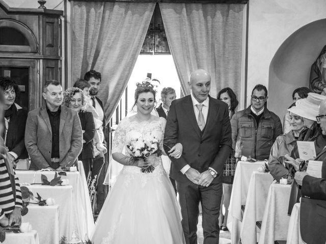 Il matrimonio di Giuseppe e Lara a Pian Camuno, Brescia 20