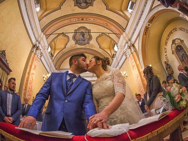 Il matrimonio di Giuseppe e Lara a Pian Camuno, Brescia 24