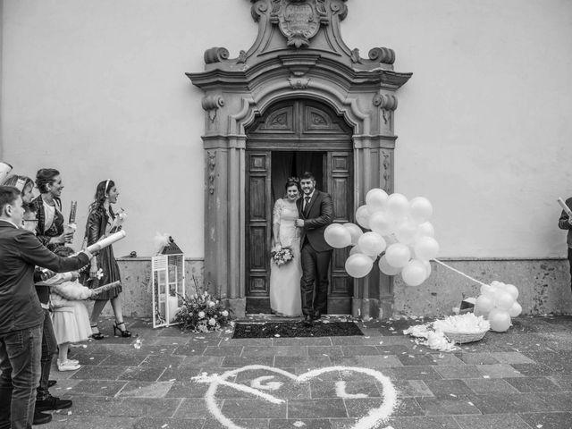 Il matrimonio di Giuseppe e Lara a Pian Camuno, Brescia 27