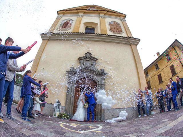 Il matrimonio di Giuseppe e Lara a Pian Camuno, Brescia 28