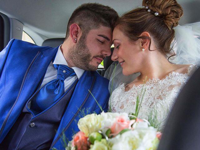 Il matrimonio di Giuseppe e Lara a Pian Camuno, Brescia 30