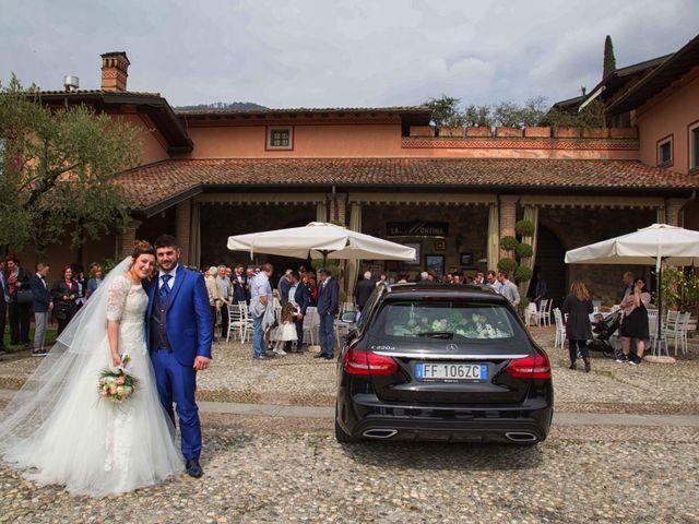 Il matrimonio di Giuseppe e Lara a Pian Camuno, Brescia 31