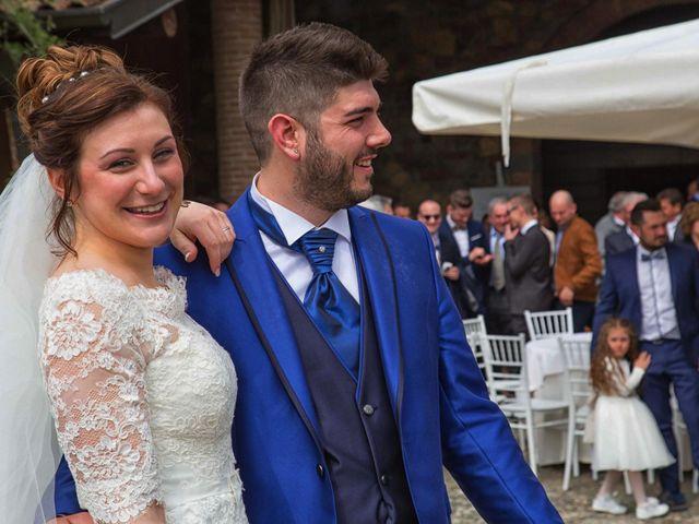 Il matrimonio di Giuseppe e Lara a Pian Camuno, Brescia 32