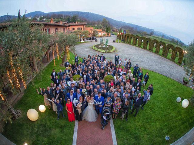 Il matrimonio di Giuseppe e Lara a Pian Camuno, Brescia 54