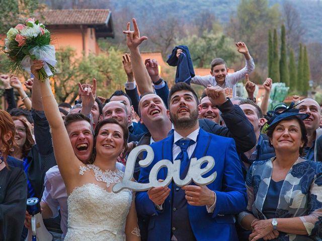 Il matrimonio di Giuseppe e Lara a Pian Camuno, Brescia 55