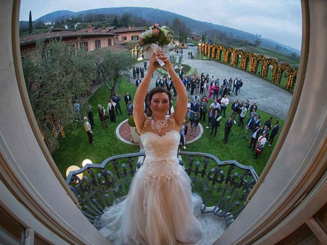 Il matrimonio di Giuseppe e Lara a Pian Camuno, Brescia 56