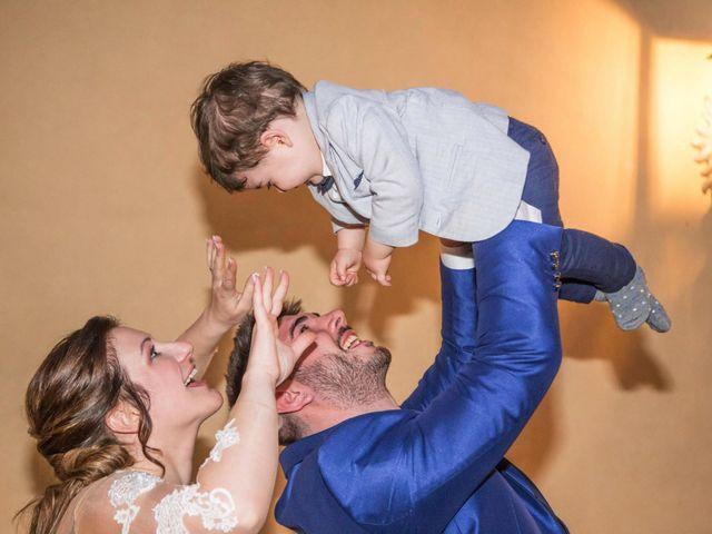 Il matrimonio di Giuseppe e Lara a Pian Camuno, Brescia 57