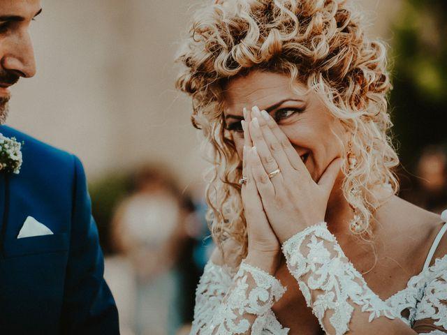 Le nozze di Tania e Michele