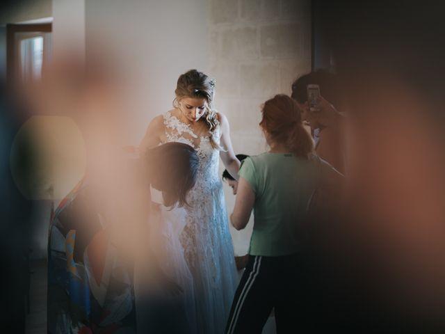 Il matrimonio di Juliette e Mariano a San Chirico Nuovo, Potenza 22