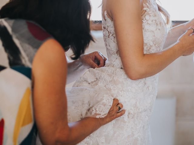 Il matrimonio di Juliette e Mariano a San Chirico Nuovo, Potenza 23