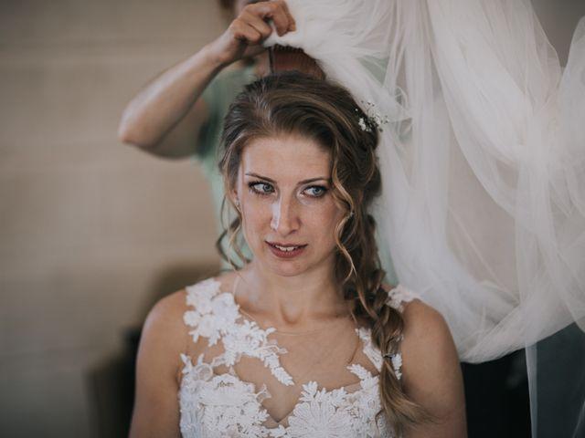 Il matrimonio di Juliette e Mariano a San Chirico Nuovo, Potenza 29