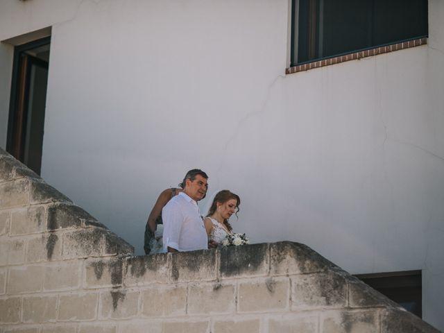 Il matrimonio di Juliette e Mariano a San Chirico Nuovo, Potenza 32