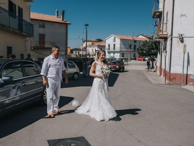 Il matrimonio di Juliette e Mariano a San Chirico Nuovo, Potenza 35