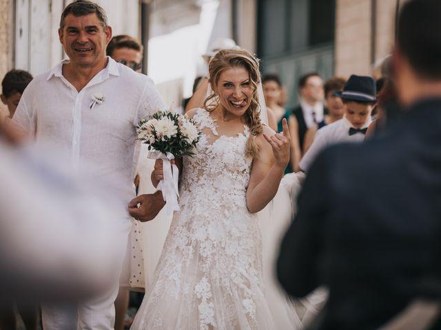 Il matrimonio di Juliette e Mariano a San Chirico Nuovo, Potenza 36