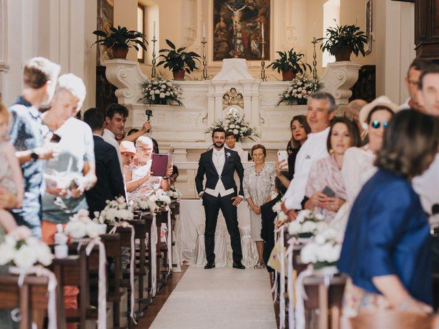 Il matrimonio di Juliette e Mariano a San Chirico Nuovo, Potenza 37