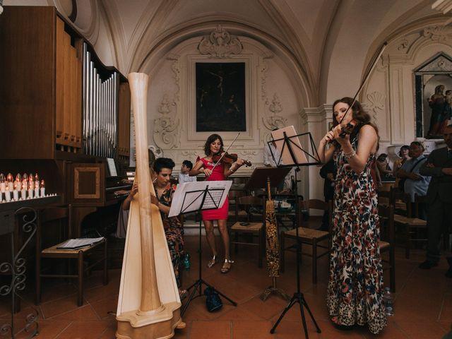 Il matrimonio di Juliette e Mariano a San Chirico Nuovo, Potenza 38