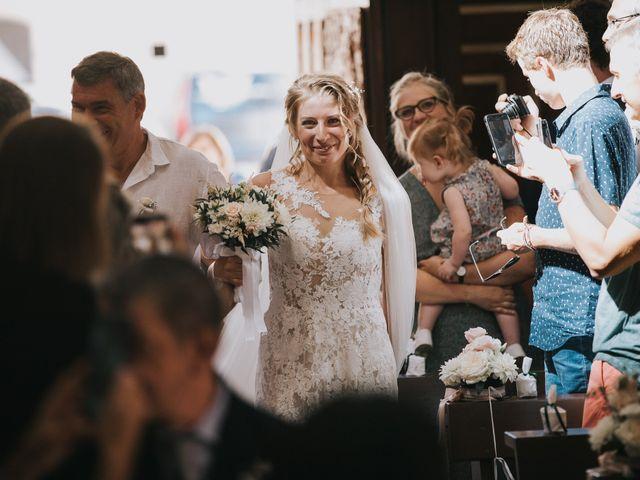 Il matrimonio di Juliette e Mariano a San Chirico Nuovo, Potenza 39