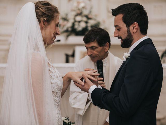 Il matrimonio di Juliette e Mariano a San Chirico Nuovo, Potenza 40