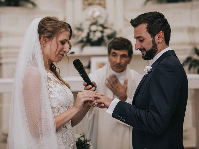 Il matrimonio di Juliette e Mariano a San Chirico Nuovo, Potenza 42