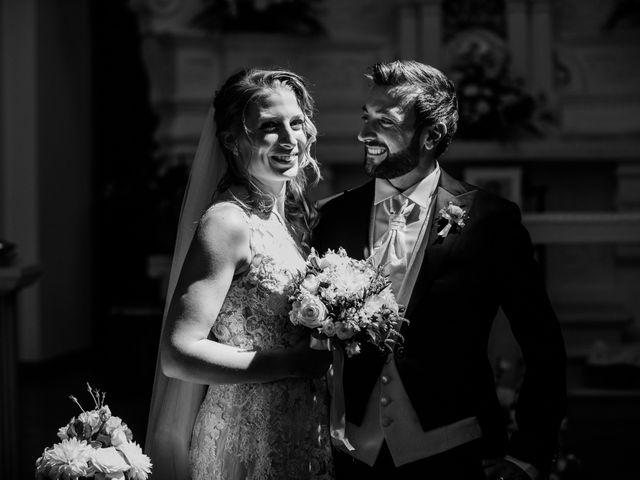 Il matrimonio di Juliette e Mariano a San Chirico Nuovo, Potenza 43