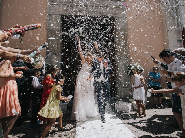 Il matrimonio di Juliette e Mariano a San Chirico Nuovo, Potenza 44