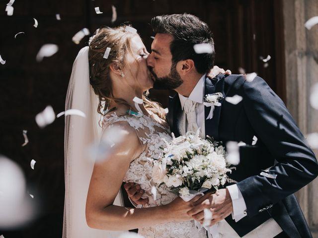 Il matrimonio di Juliette e Mariano a San Chirico Nuovo, Potenza 45