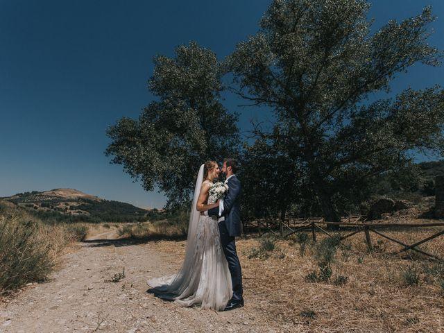 Il matrimonio di Juliette e Mariano a San Chirico Nuovo, Potenza 49