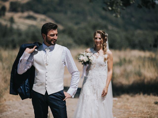 Il matrimonio di Juliette e Mariano a San Chirico Nuovo, Potenza 50