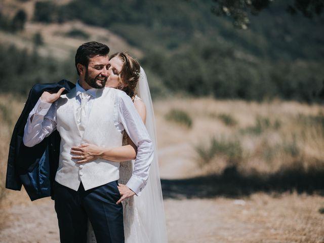 Il matrimonio di Juliette e Mariano a San Chirico Nuovo, Potenza 51