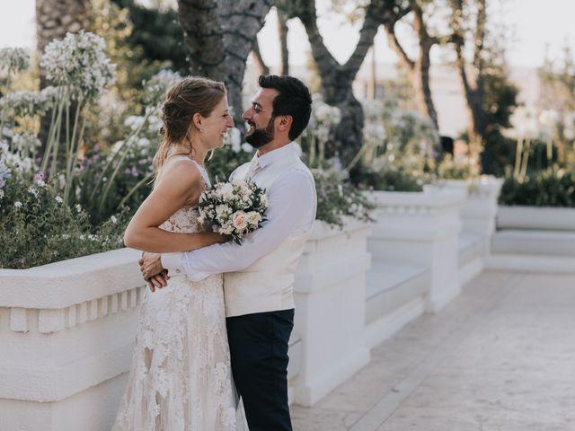 Il matrimonio di Juliette e Mariano a San Chirico Nuovo, Potenza 1