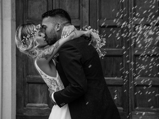 Il matrimonio di Valentina e Enrico a Rimini, Rimini 43
