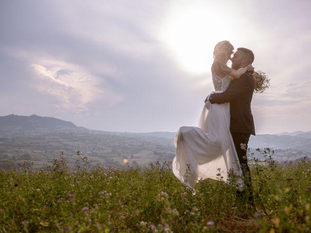 Il matrimonio di Valentina e Enrico a Rimini, Rimini 52