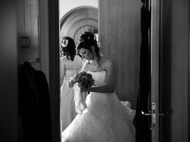 Il matrimonio di Michele e Federica a Sommacampagna, Verona 28