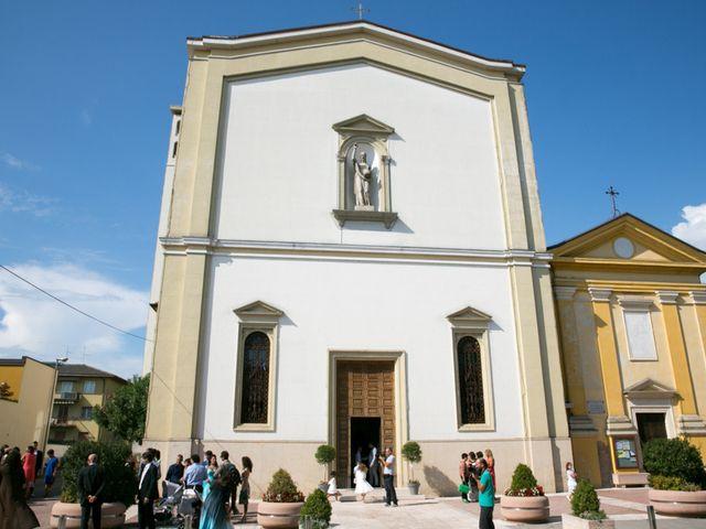 Il matrimonio di Michele e Federica a Sommacampagna, Verona 30