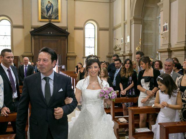 Il matrimonio di Michele e Federica a Sommacampagna, Verona 31