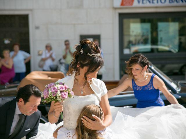Il matrimonio di Michele e Federica a Sommacampagna, Verona 33