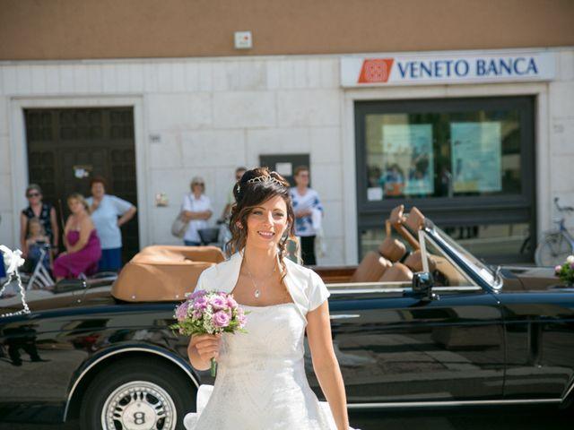 Il matrimonio di Michele e Federica a Sommacampagna, Verona 34