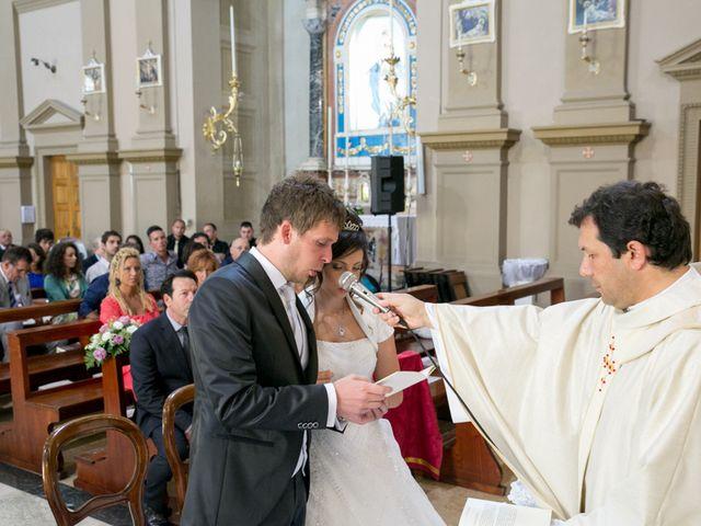 Il matrimonio di Michele e Federica a Sommacampagna, Verona 37